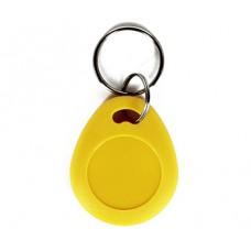 RFID KEYFOB EM-Yellow